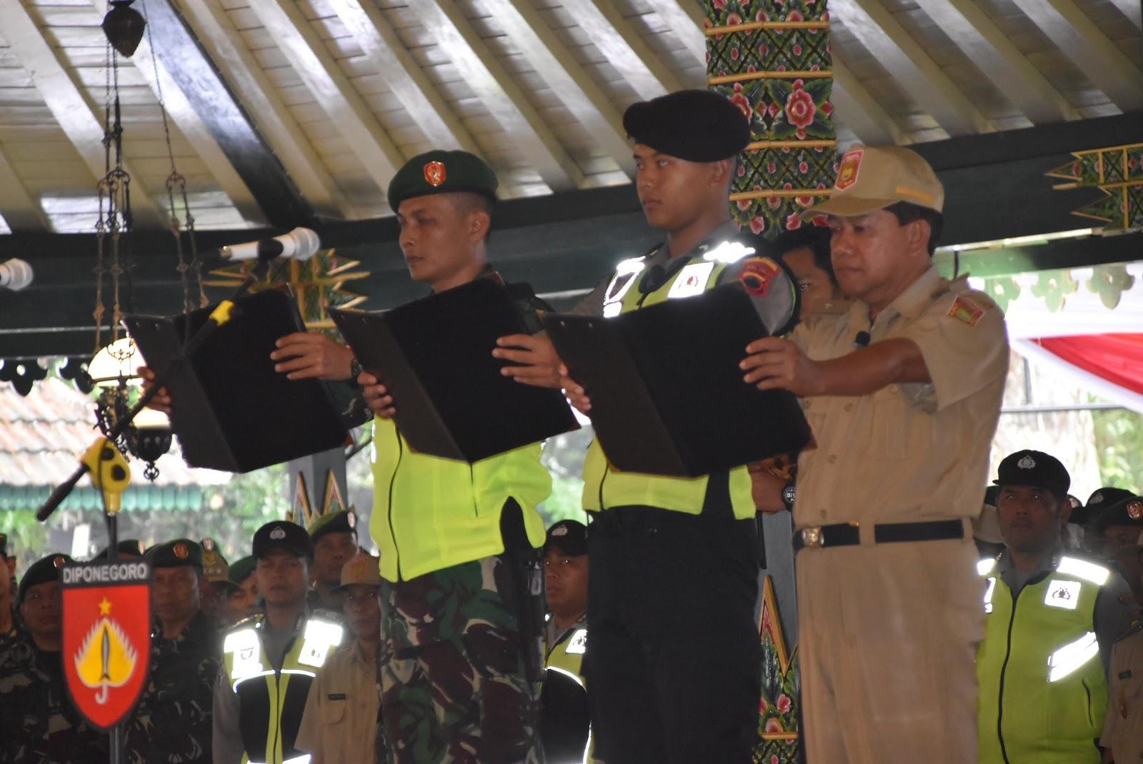 Apel 3 Pilar Tingkatkan Sinergitas TNI, Polri, dan Pemerintah Daerah
