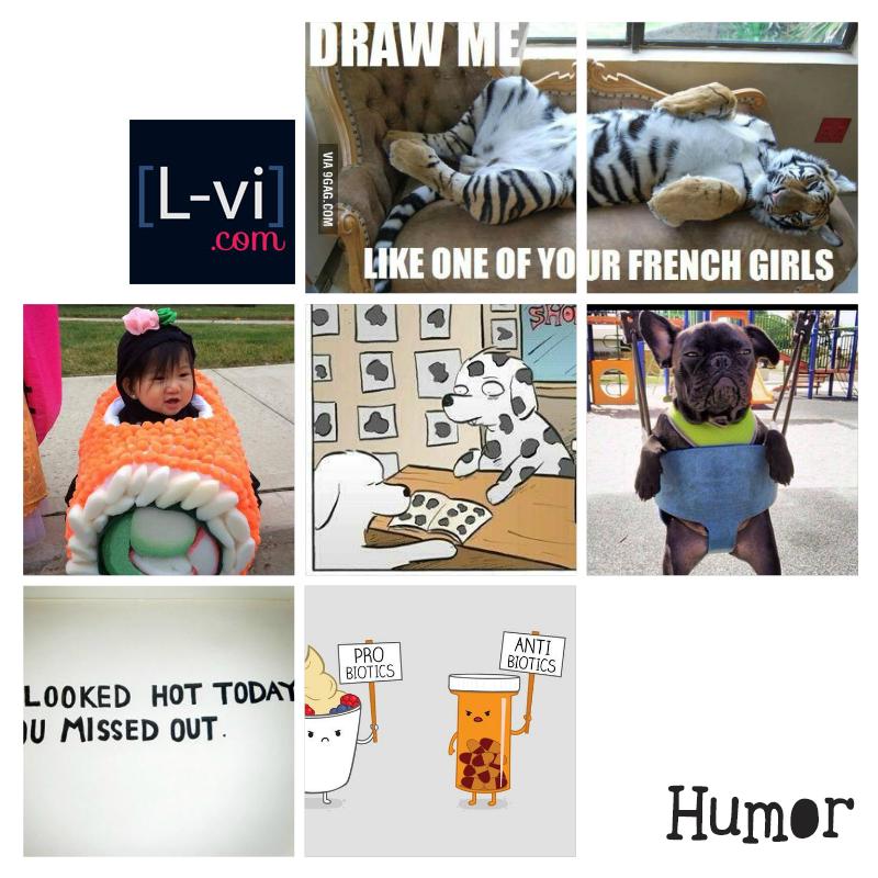 Lvi Nutritionals: Humor L-vi.com
