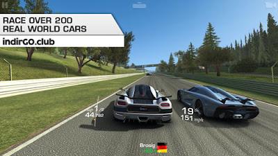 real racing 3 hileli indir
