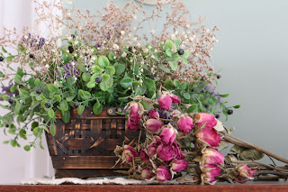 Dried Roses, Living From Glory To Glory Blog...
