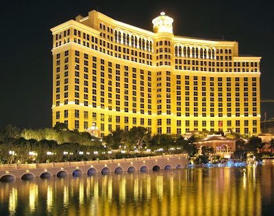 The Bellagio, Las Vegas (EUA)