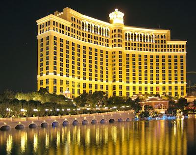 The Bellagio, Las Vegas (EUA)