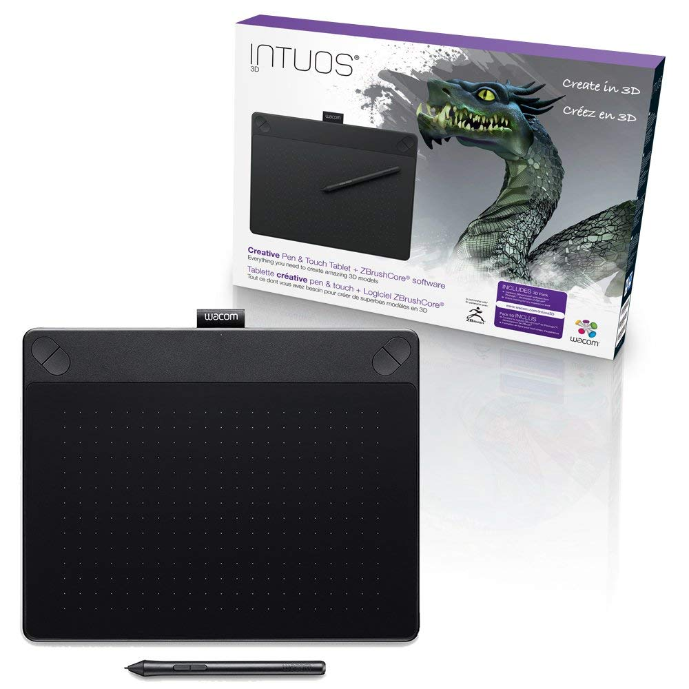 Wacom Intuos 3D Tablet Driver For Windows And Mac Download