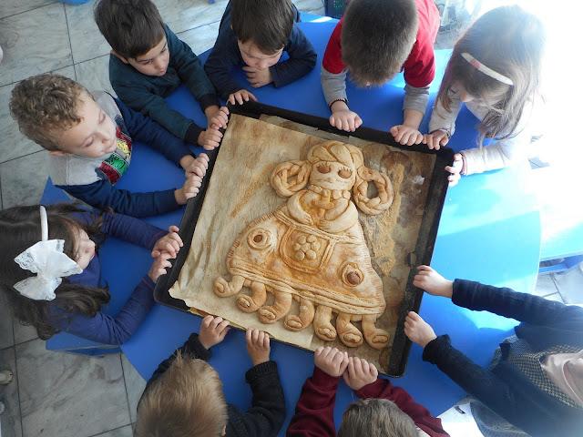 Την άνοιξη και την Σαρακοστή υποδέχθηκαν οι μαθητές του Δον Πινέλο με κατασκευές