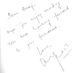 handwriting analysis test signature