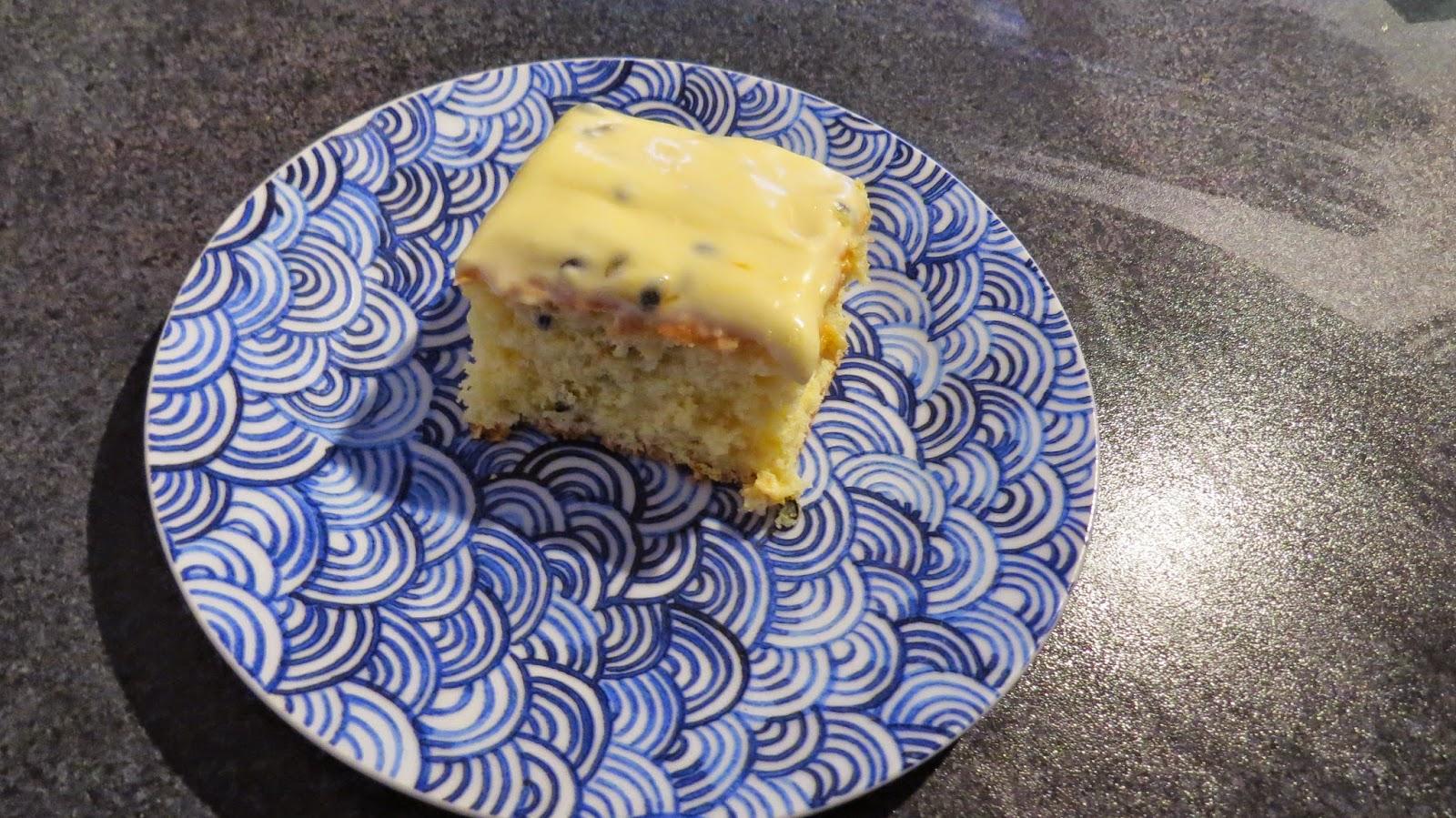 Granadilla Cake