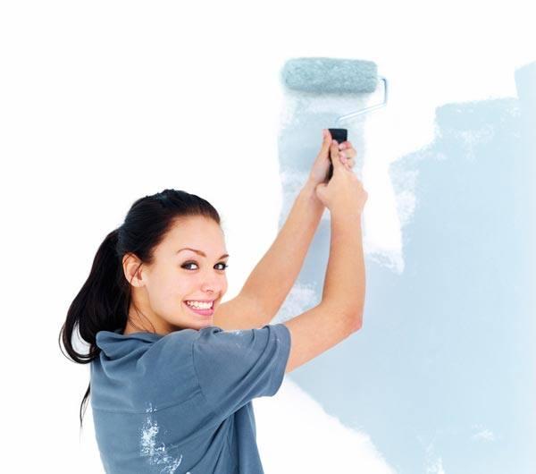 Định mức sơn tường nhà – Chuẩn xác đến 100%