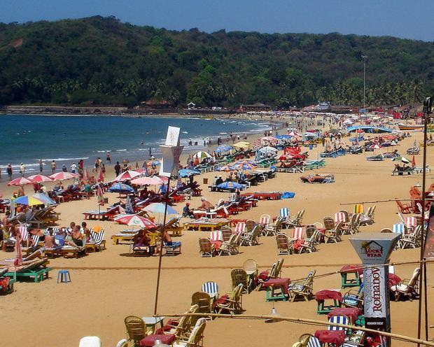 Nude Beach In North Goa