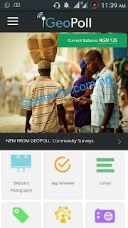 How To Earn Free Airtime With Geopoll Survey App