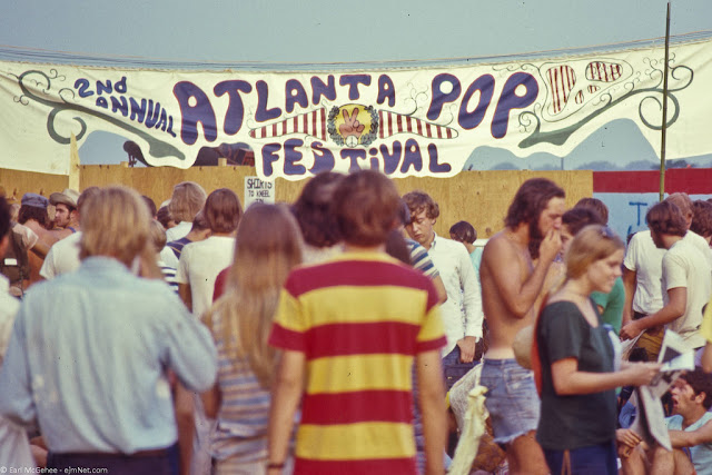 Amazing Vintage Photographs Of The Atlanta International