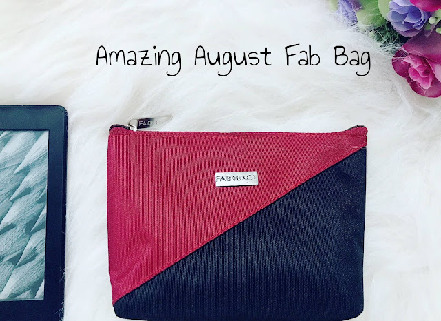 August Fab Bag 2018 Review