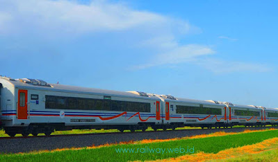 Trainset Terbaru KA EKonomi