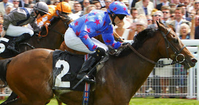 Borderlescott The Fastest Nunthorpe Stakes Winner
