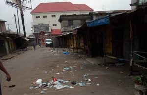 Biafra at 50: How Igbos complied to Tuesday sit-at-home order (photos)
