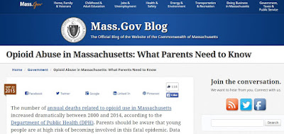 "screen grab of MA GOV page on ""What parents need to know"""