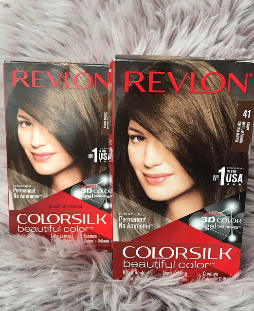 Revlon Colorsilk Beatiful Color 41 Medium Brown