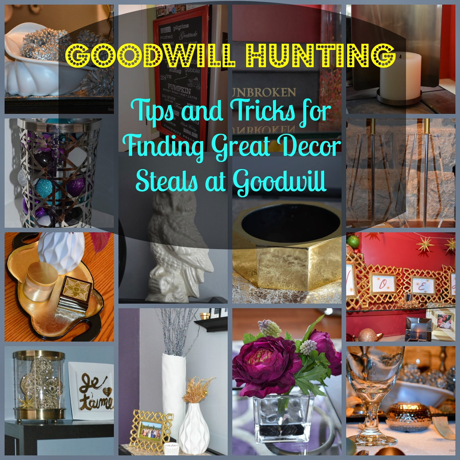 House In The Heights: Goodwill Hunting