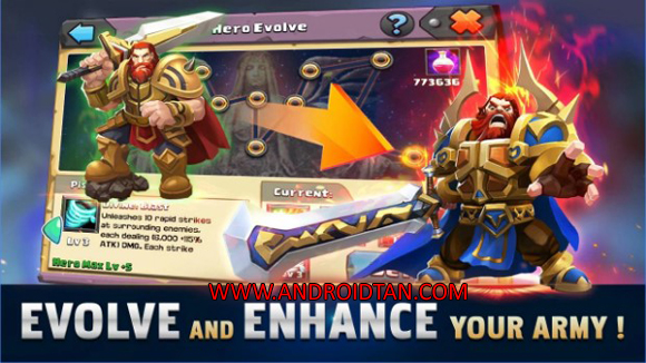 Clash Of Lords 2 Mod Apk Unlimited Gems