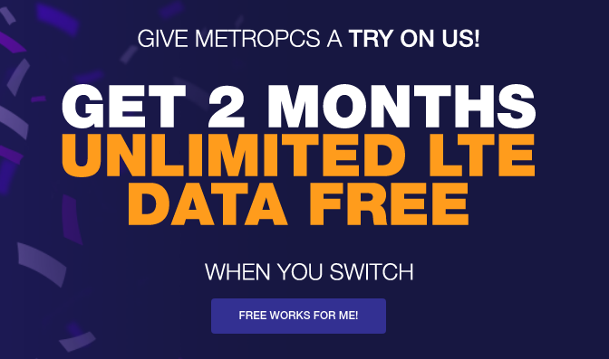 MetroPCS' New Switcher Promos Include Free Phones and a $100 Rebate