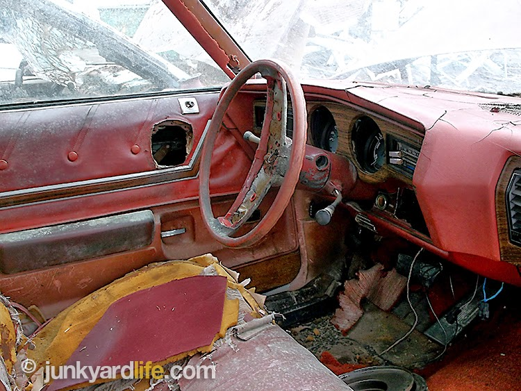 Junkyard dream car found at scrap dealer in this complete 1977 Buick Regal.
