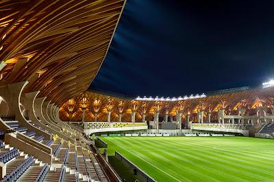 stadion na Węgrzech