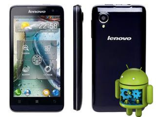 Tutorial Cara Flashing Smartphone Lenovo P770