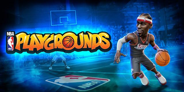 Se reducirá el tamaño de descarga de NBA Playground en Switch y se mejorará su resolución