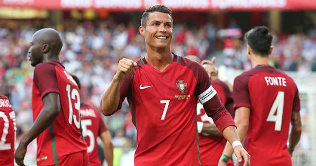 Portugal vs Islandia