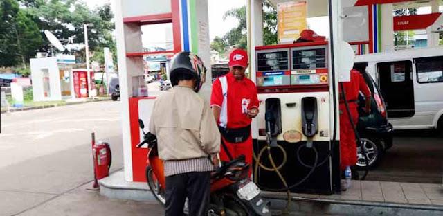 Kata Presiden Harga BBM Merata, Tapi di Papua Kok Rp 75 Ribu per Liter