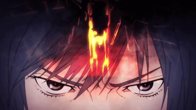 الحلقة الأولى إلى الخامسة من Inuyashiki بلوراي