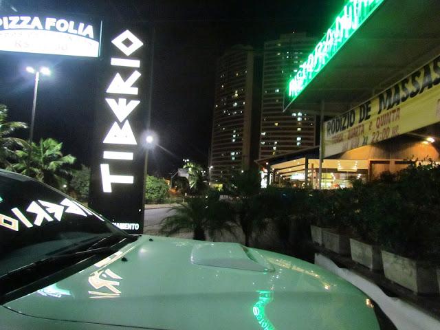 Restaurant Tiberio Natal Brasil
