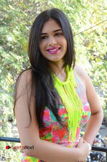 Telugu Actress Prasanna Stills in Short Dress at Inkenti Nuvve Cheppu Press Meet Stills  0098.JPG