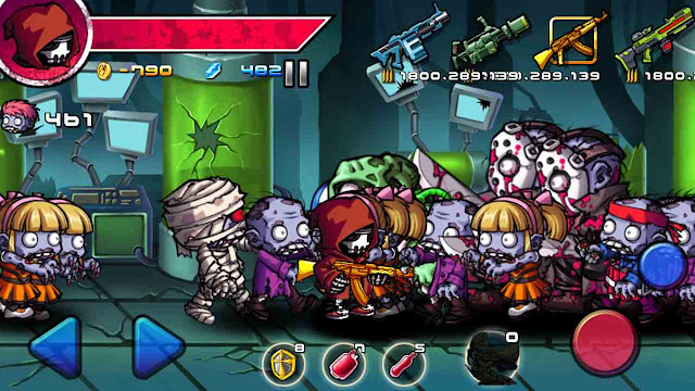 download cheat zombie diary gratis