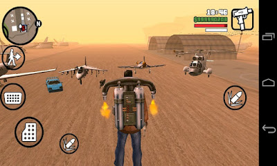 Grand Theft Auto: San Andreas for Android and iOS