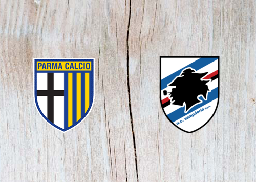Parma vs Sampdoria - Highlights 5 May 2019