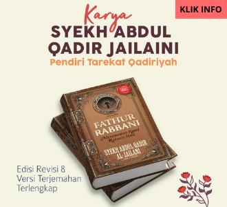 Buku Terjemah Fathur Rabbani Lengkap