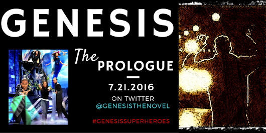 Genesis - The Prologue on Twitter!