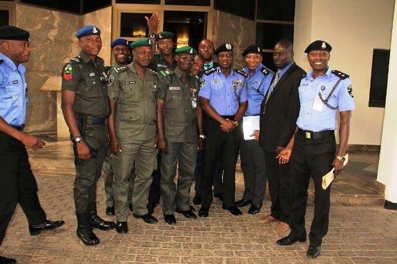 Buhari confirms Ibrahim Idris as IG of Police (no longer acting IG)