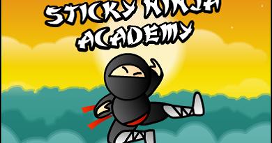 Sticky Ninja Academy Unblocked