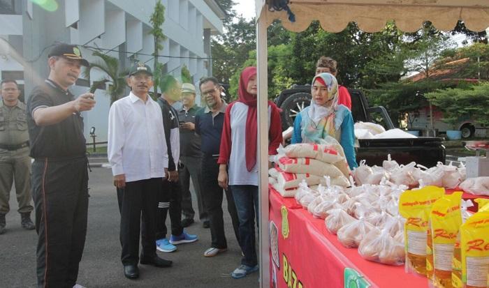 Pemkab Subang Gelar Bazar Ramadhan