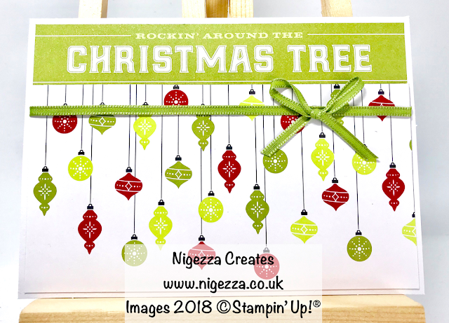 Christmas in July with Stampin' Up!® Merry Little Christmas Memories & More Cards