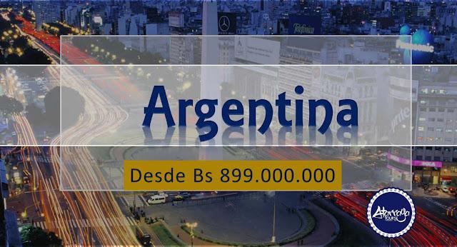 imagen vuelos a argentina