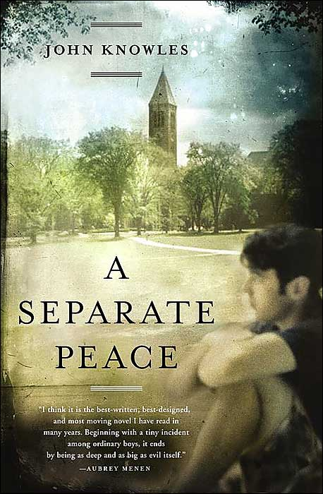 a summary of the chapters in the novel a separate peace by john knowles Chapter 5 to chapter 8 - let studymodecom get you up to speed on key information and facts on a separate peace by john knowles.