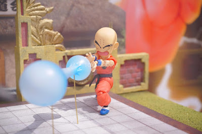 S.H.Figuarts Krillin de Dragon Ball