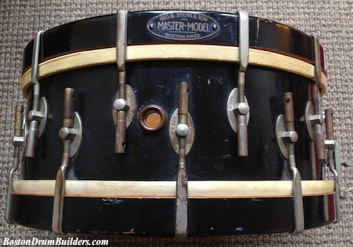 Lee's 1923 Stone Master-Model Drum