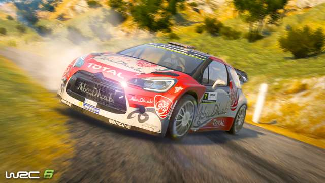 WRC 6 FIA World Rally Championship PC Full Español