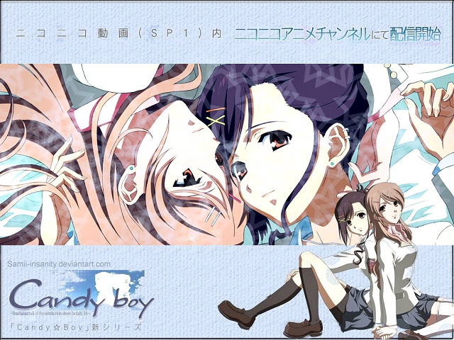Candy Boy Subtitle Indonesia