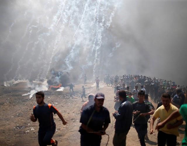 U.S. Media Whitewashes Gaza Massacre