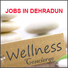 Jobs in Dehradun: Wellness Concierge at Vanar Rtreats Experience 2 Yrs to 6 Yrs www.vanaretreats.com