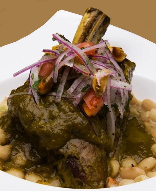 ¿Cómo preparar un Seco de Carne? - PLATO TRADICIONAL PERUANO - Ingredientes - Comida del Peru y mas
